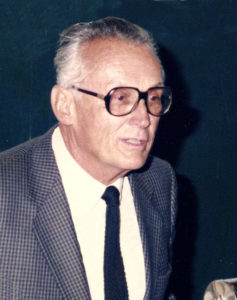 Prof. Dr. Walter Marget